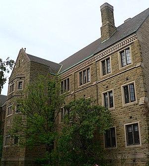 Trinity College (University of Melbourne) - Behan