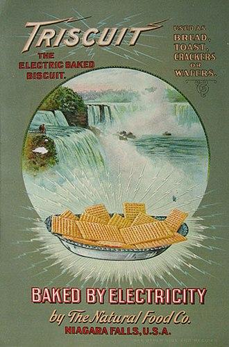 Triscuit - 1903 advertisement