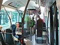 Trolleybus type Cristalis on the line C1 at Lyon.jpg