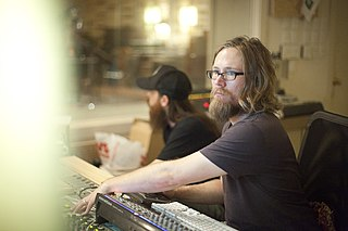 Matt Pence American record producer and drummer