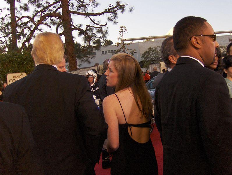 File:Trump from behind, 2007.jpg