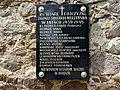 Trzebcz Szlachecki, tablica pamiątkowa pomordowanych mieszkańców w latach 1939 - 1945 - panoramio.jpg