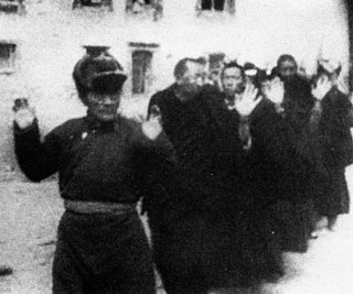 1959 Tibetan uprising Rebellion