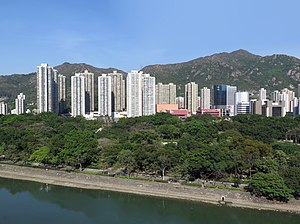 Tuen Mun Town Centre Buildings 2015
