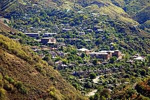 Tumanyan, Armenia - General view