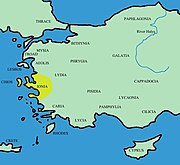 List Of Seaports Aegean Sea | RM.