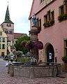 Turkheim - Fontaine.JPG