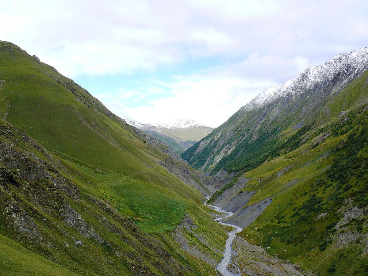 Tusheti National Park - Wikipedia