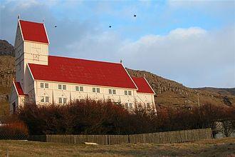 Tvøroyri - Church of Tvøroyri.
