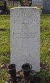 Tweedley CWGC gravestone, Kirkdale Cemetery.jpg