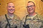 Twin brothers make holidays in Afghanistan feel like home 131219-Z-HP669-001.jpg
