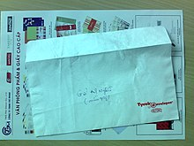 dl tyvek envelope