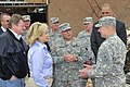 U.S. Army Gen. Frank Grass, right foreground, the chief of the National Guard Bureau, visits with area residents and Oklahoma National Guardsmen in tornado-damaged Moore, Okla., May 28, 2013 130528-Z-TK779-016.jpg