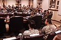 U.S. Army South, Colombian army leaders discuss partnership opportunities.jpg
