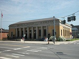 Potsdam (village), New York - Potsdam Post Office