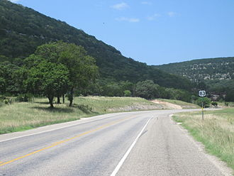 U.S. Route 83 in Texas - Image: U.S. Route 83 in Texas Hill Country IMG 4315