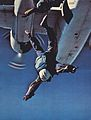 UDT members jump from a C-1A Trader c1979.jpg