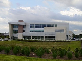 University of Florida College of Veterinary Medicine - Image: UF Vet Education&Clinical Research Center