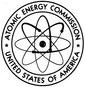 Seal of the United States Atomic Energy Commis...