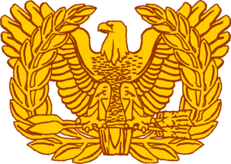 Warrant officer (United States) - U.S. Army Warrant Officer Branch insignia in use from 1920-2004.