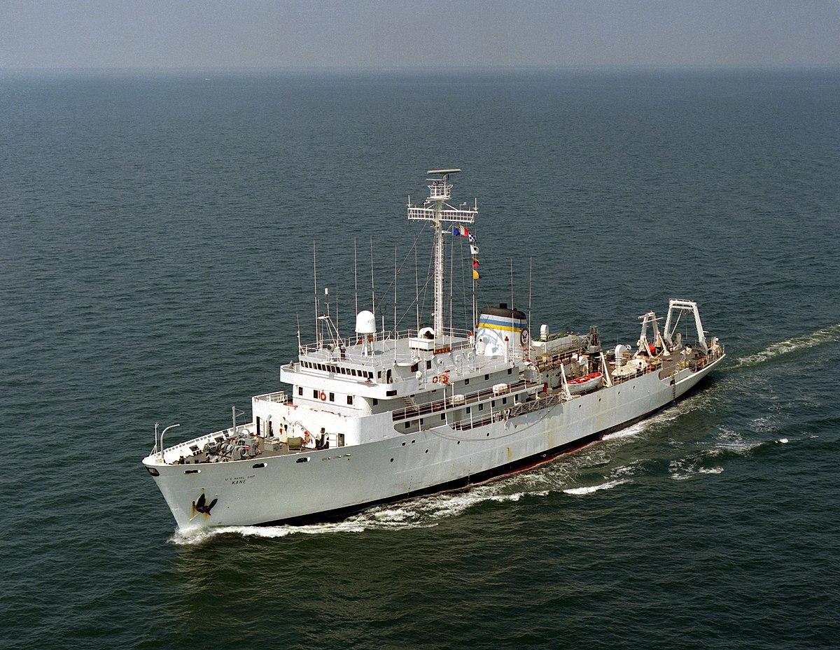 silas bent-class survey ship