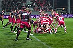 USO-Gloucester Rugby - 20141025 - Ruck 10.jpg