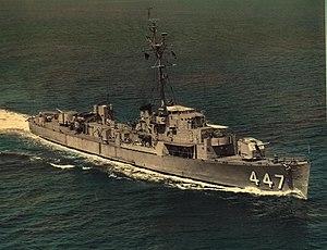 USS Albert T. Harris (DE-447) - USS Albert T. Harris (DE-447)