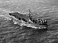 USS Badoeng Strait (CVE-116) underway on 6 August 1952.jpeg
