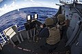 USS Chancellorsville conducts a live-fire exercise. (27960649805).jpg