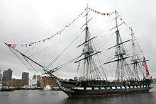220px-USS_Constitution_Departs dans BALEINE
