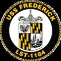 USS Frederick (LST-1184) COA.png