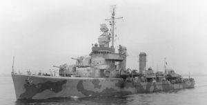 USS Plunkett (DD-431)