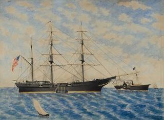 USS <i>Pursuit</i> (1861)