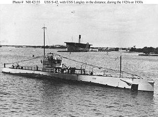 USS <i>S-42</i> (SS-153)