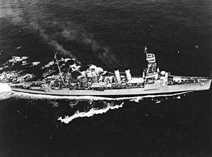 USS Trenton (CL-11)