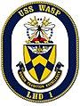 USS Wasp (LHD 1) Emblem.jpg