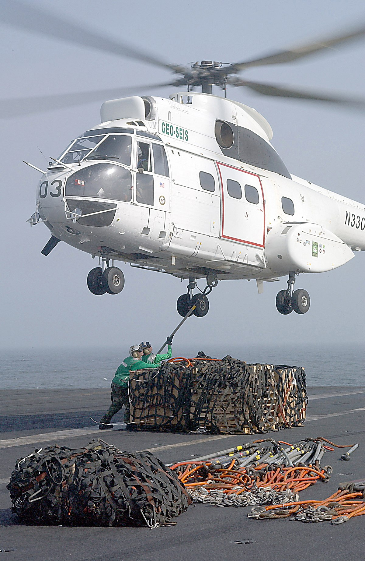 Cargo net - Wikipedia