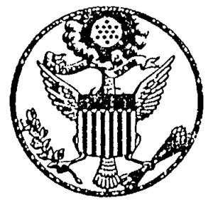 US Patent X1 - Coat of Arms