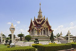Udon Thani - The City Pillar Shrine - 0002.jpg