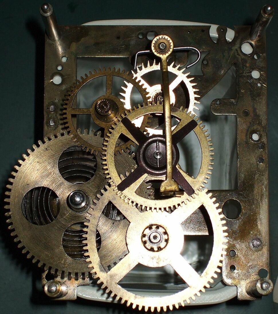 Uhrwerkszerlegung 01 GW 02
