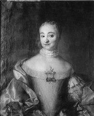 Ulrika Eleonora Cronhielm af Flosta, 1702-1742, gift med Gustav Vilhelm von Köhler