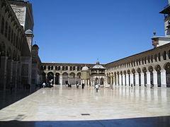 Umayyad Mosque-CourtyardEW