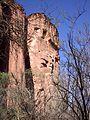 Un perfil de la catedral de Talampaya.JPG
