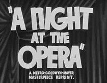 a night at the opera film � wikipedia