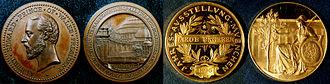 Jacob Ungerer - Prize Medals