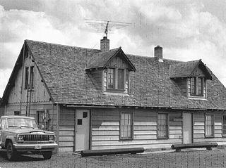 Unity Ranger Station United States historic place