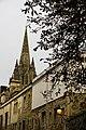 University Church of St Mary the Virgin as seen from Oriel street.jpg
