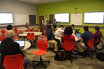 University of Maryland Disability Awareness Month Wikipedia Edit-a-thon 1858.jpg