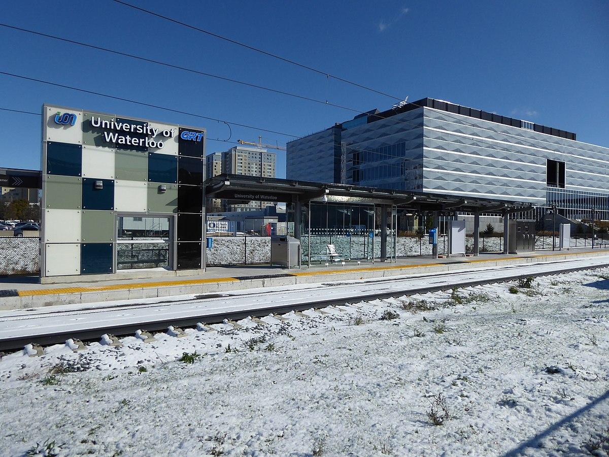 University of Waterloo station - Wikipedia