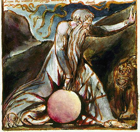 Urizen & Lion - The Book of Urizen, copy G c1818, object 22 (detail).jpg